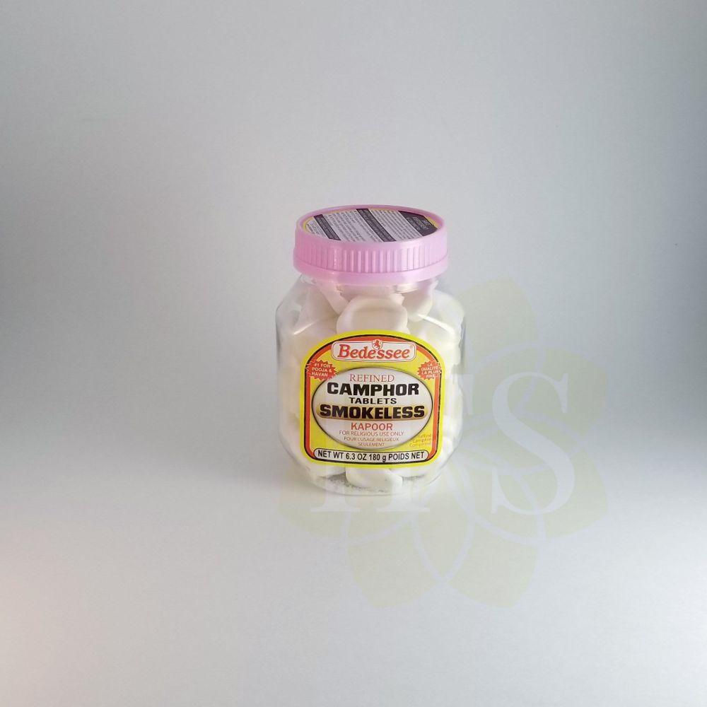 Smokeless Camphor (Kapoor) Tablets 180g