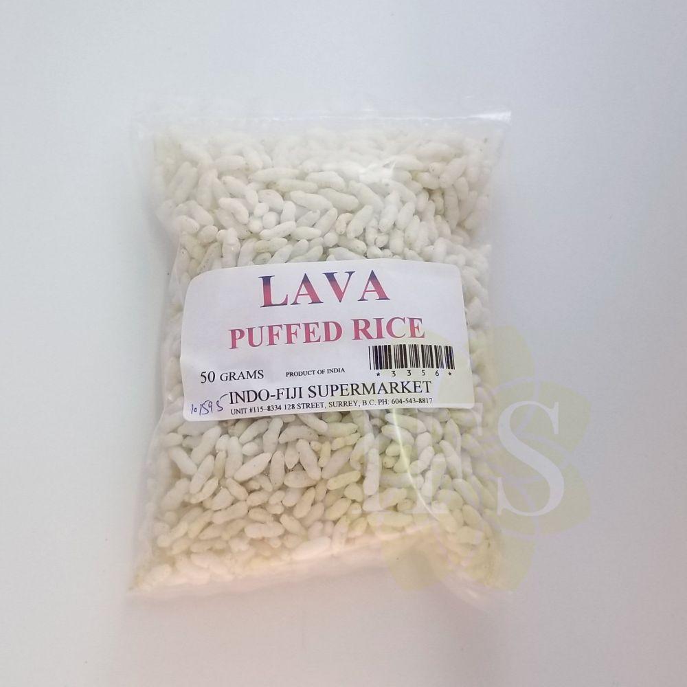 Puffed Rice (Lava)