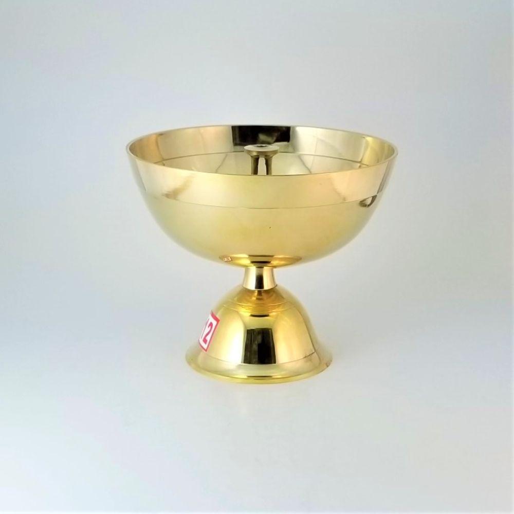 Brass Chalice Diya