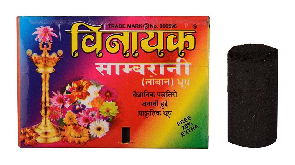 Vinayak Sambrani Dhoop