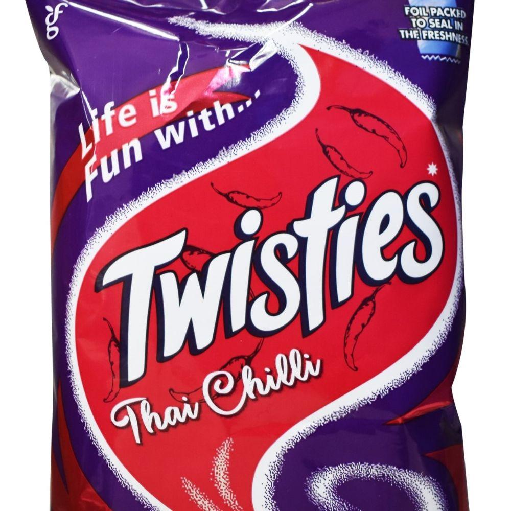 Twisties Thai Chilli