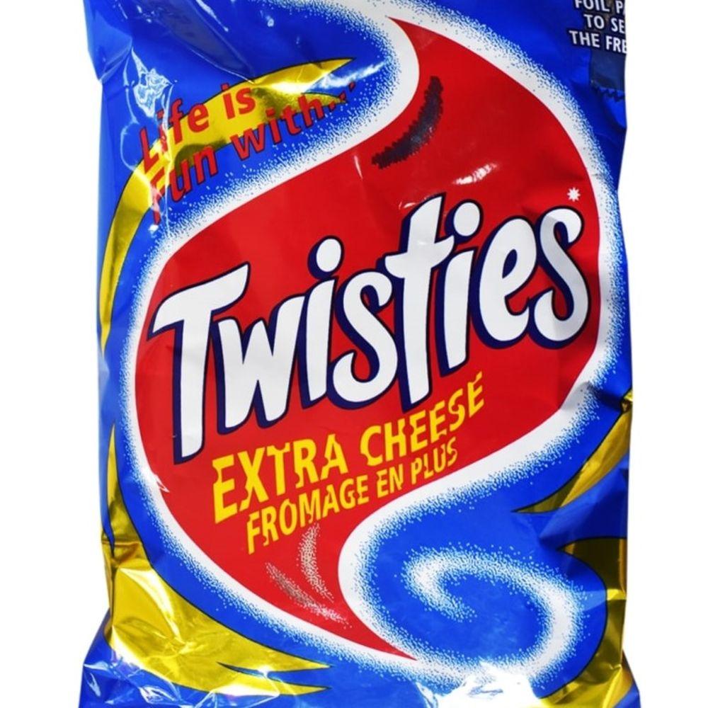 Twisties Extra Cheese