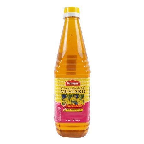 Mustard Oil - Punjas