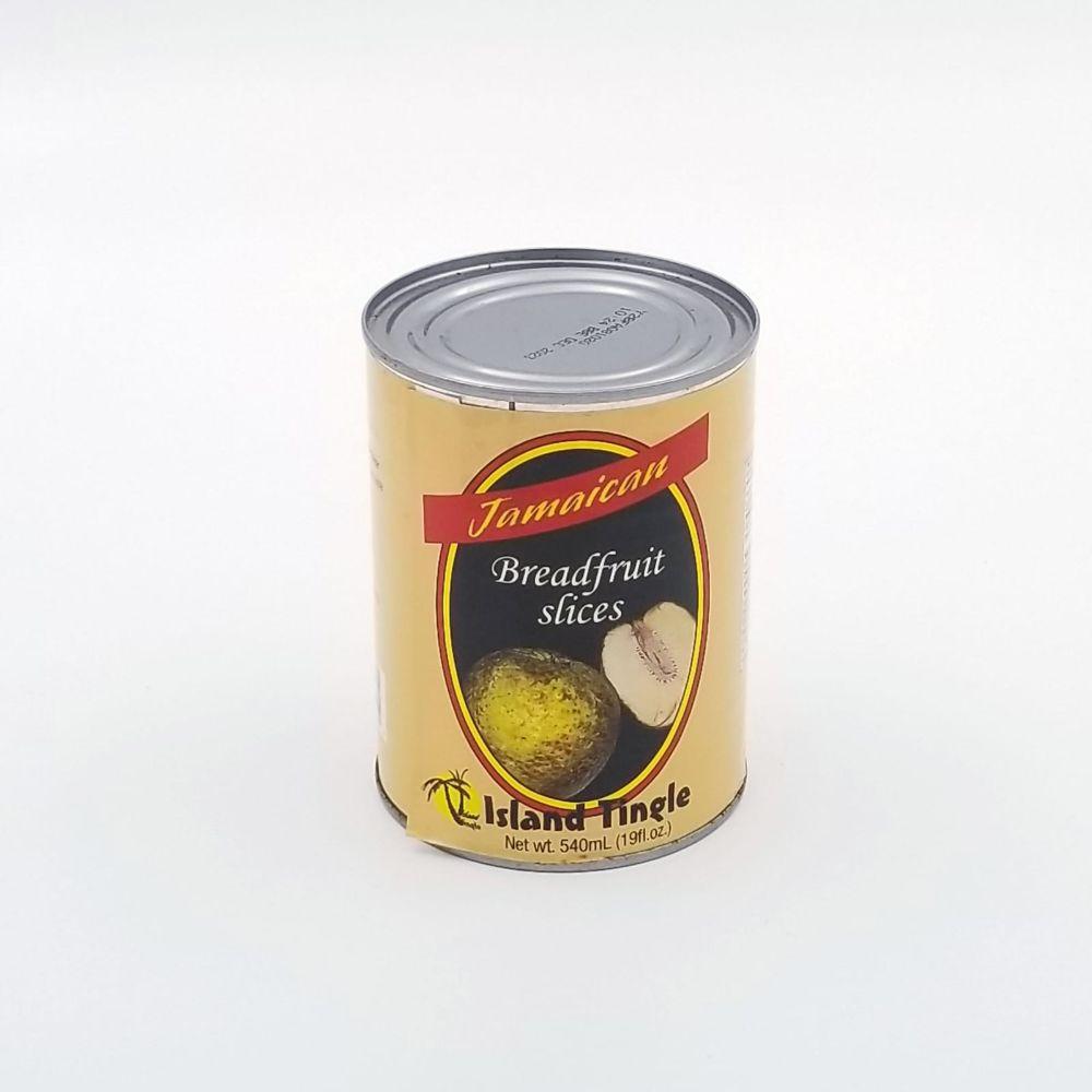 Island Tingle Jamaican Breadfruit slices