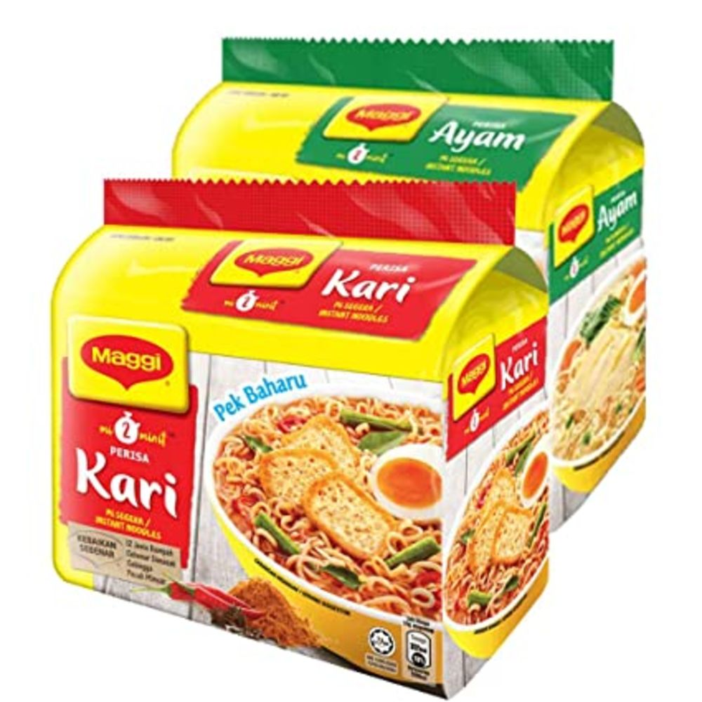 Maggi Instant Noodles (Malaysian)