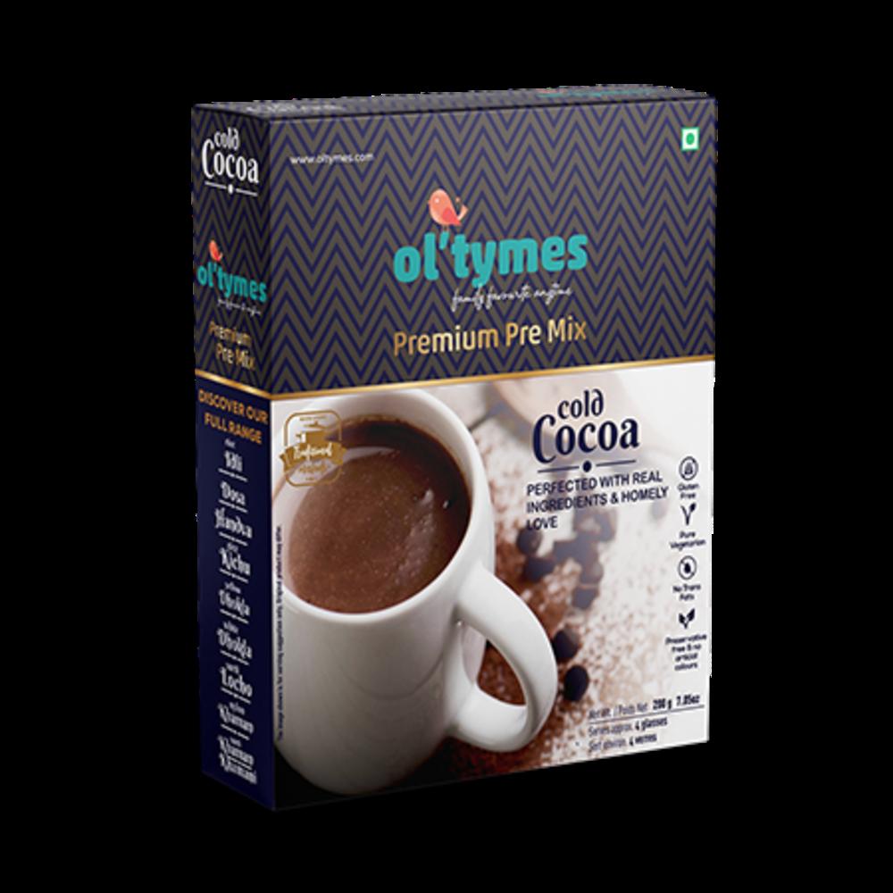 ol'tymes Premium Pre Mix Cold Cocoa