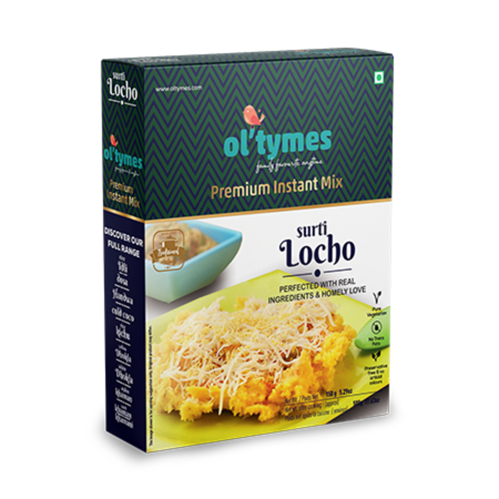ol'tymes Premium Instant Surti Locho Mix