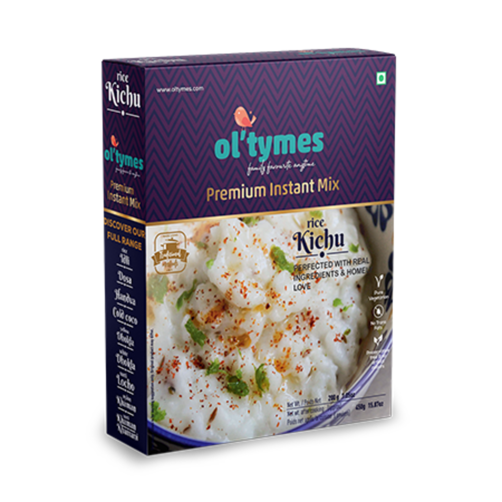 ol'tymes Premium Instant Rice Kichu Mix