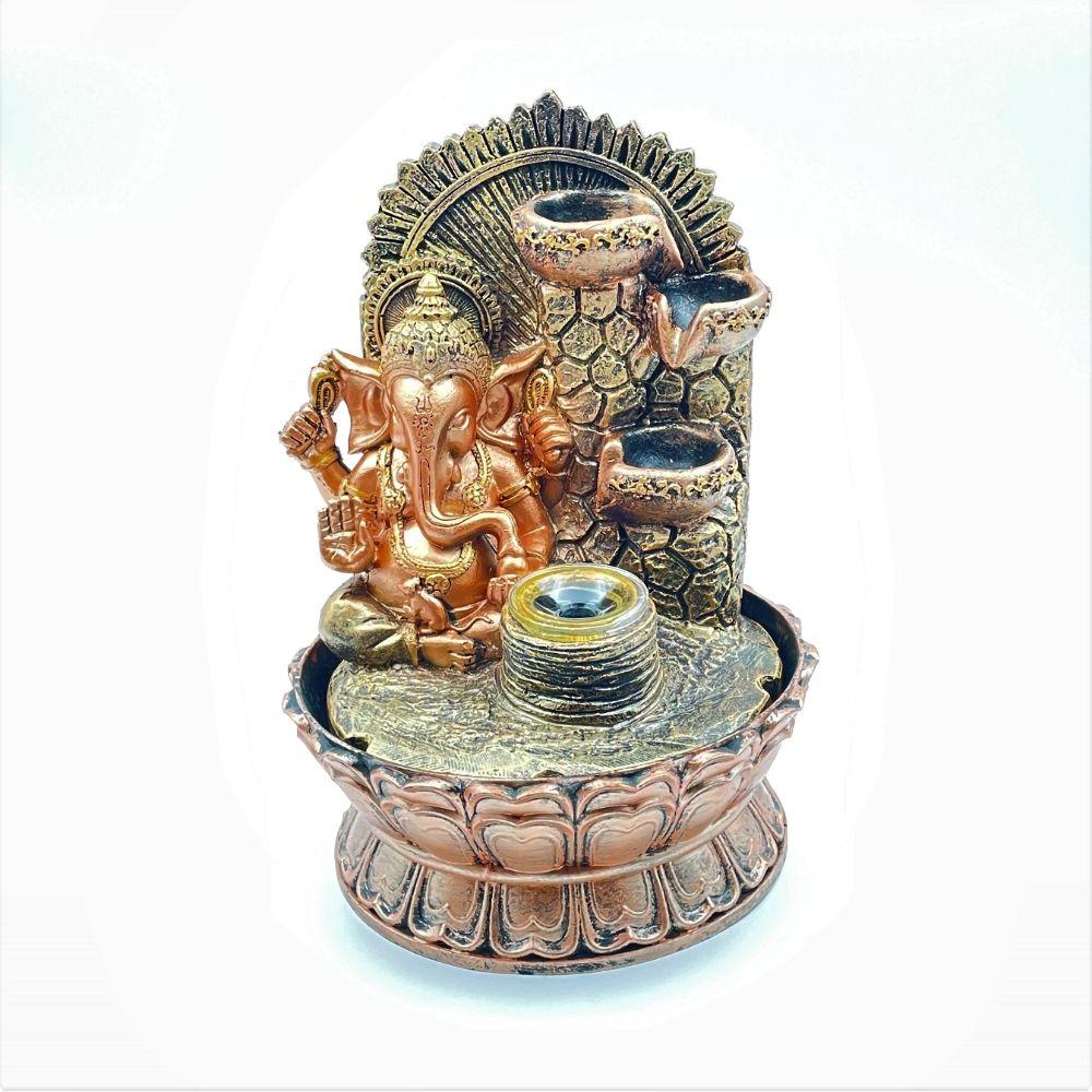 Ganesh Diya Fountain