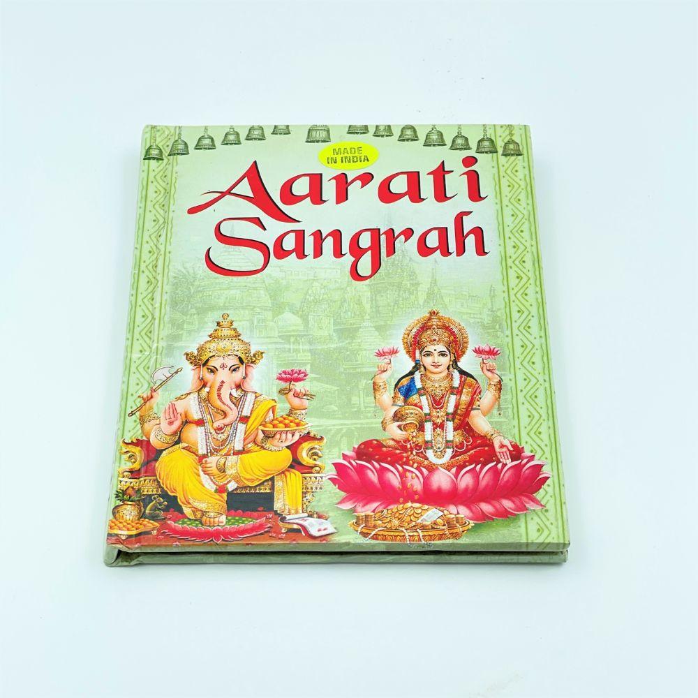 Aarati Sangrah (Eng) - Hard Cover