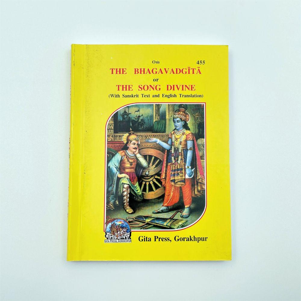Bhagavad Gita (Eng & Sans) - Pocket Size