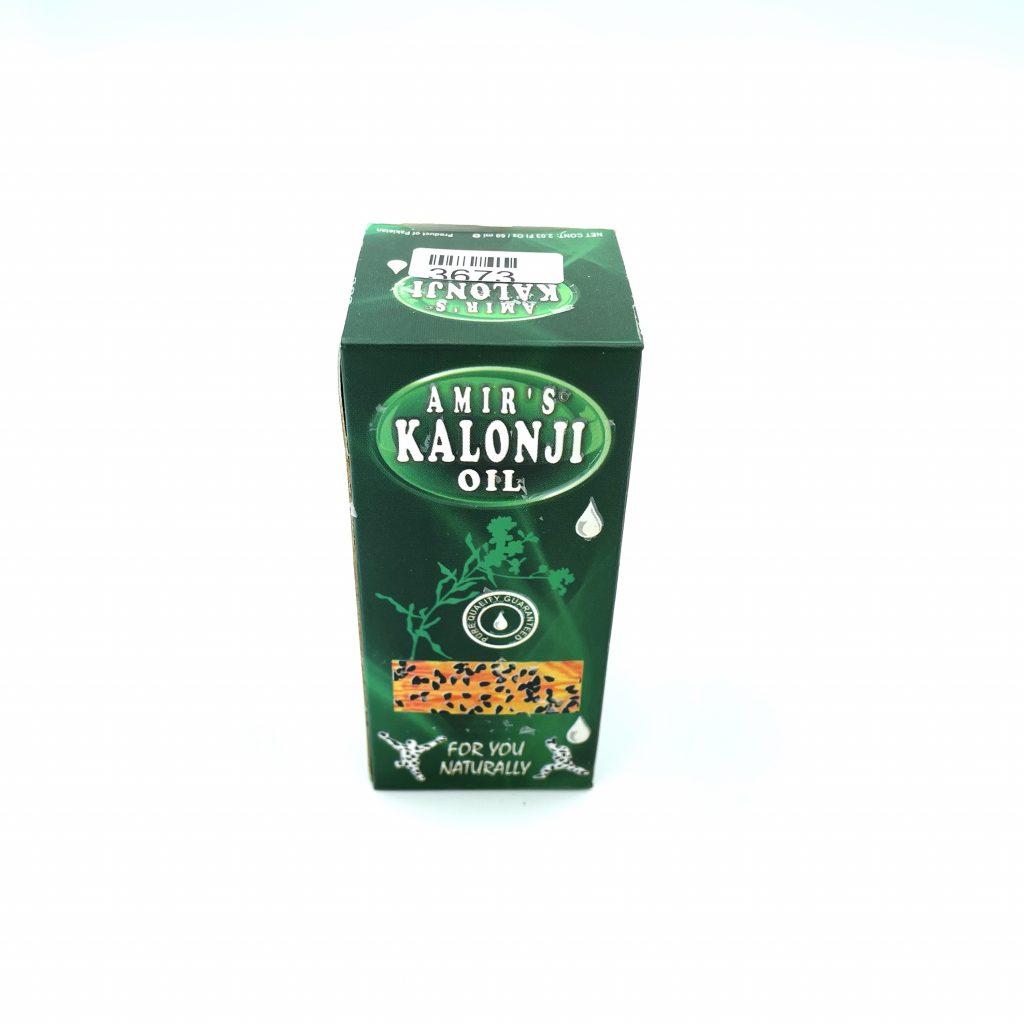 Amir's Kalonji (Onion) Oil