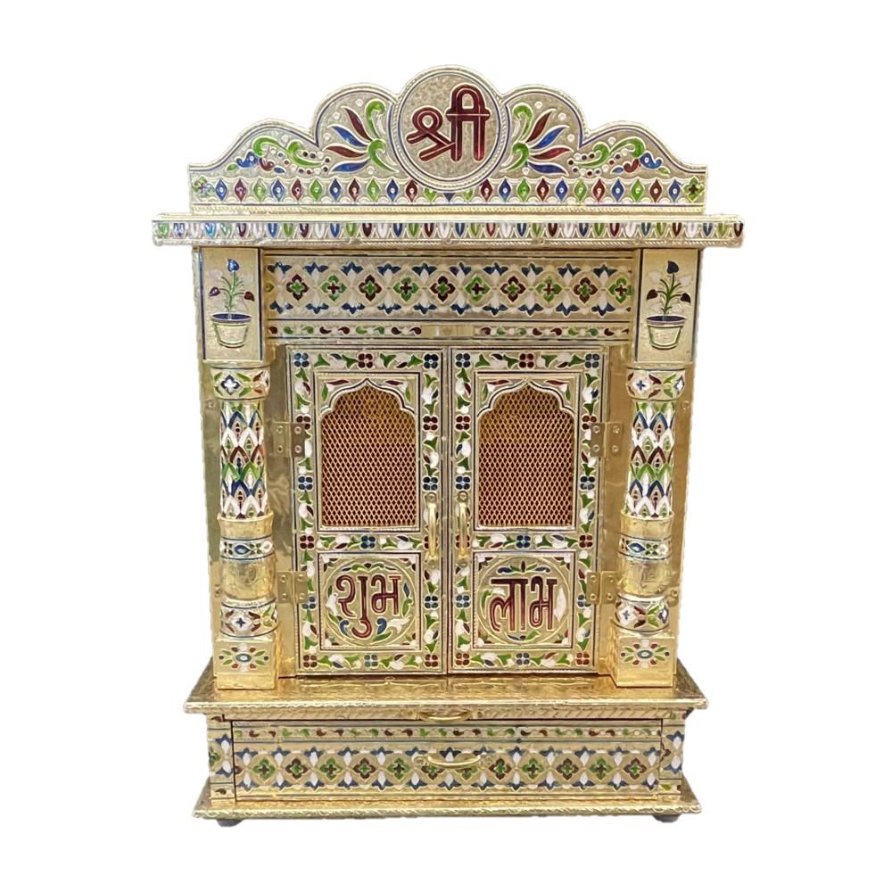 Temple (Mandir) - Mina Design