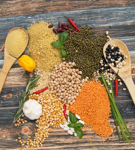 Lentils & Legumes